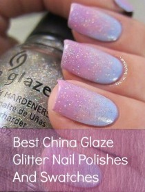 wedding photo - Best China Glaze Glitter Nail Polishes And Swatches – Out Top 10