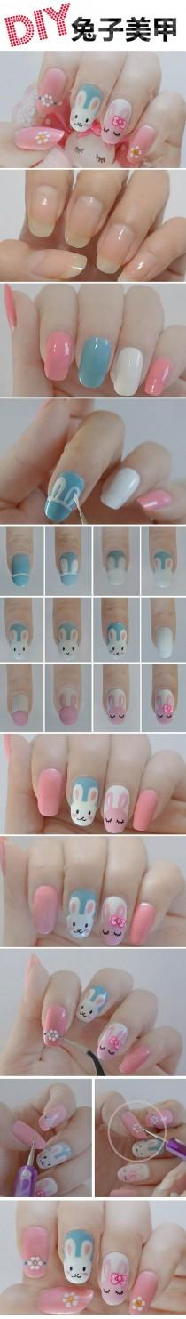 wedding photo - 12 Nail Tutorials Best Ideas