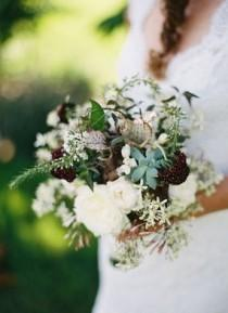 wedding photo - Bouquets de mariée