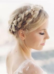 wedding photo - Inspiration Coiffure