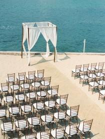 wedding photo - Çarpıcı! Puerto Vallarta Düğün.