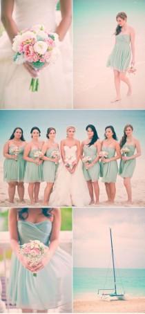 wedding photo - Теркс И Кайкос Свадьба По Три Гвоздя Фотография