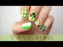wedding photo - Nail Art for St. Patrick's Day: A Mini Guide!