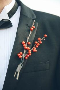 wedding photo - Pin By Madeline's Weddings & Events On Boutonnieres