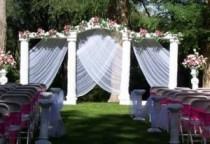 wedding photo - Backdrop
