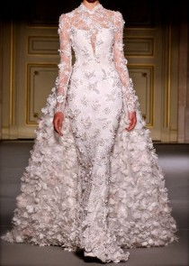 wedding photo - Georges Hobeika Couture S / S 2013