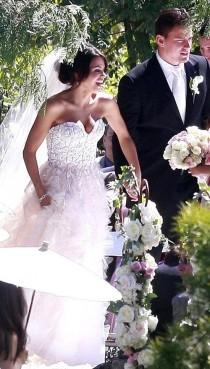 wedding photo - Channing Tatum And Jenna Dewan