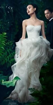 wedding photo -  Vera Wang Wedding Dress