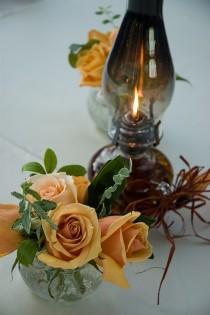 wedding photo - Wedding Centerpiece Lamp