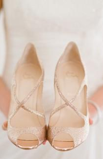 wedding photo - Cendrillon mariée - Christian Louboutin