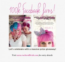 wedding photo - The 100k Facebook Giveaway!