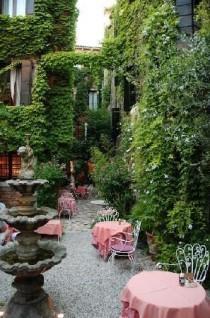wedding photo - Hotel Flora, Венеция, Италия