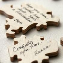 wedding photo - 15 Fun Alternatives For Your Guest Book