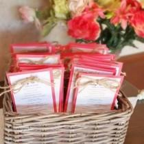 wedding photo - Coral Wedding Invitations