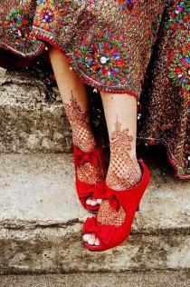 wedding photo - Henna-Hochzeit