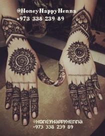 wedding photo - Henna-Kunst