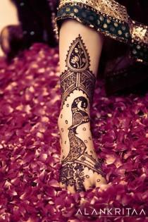wedding photo - Henna By: Alankritaa