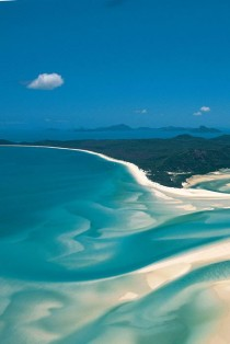 wedding photo - Whitehaven Beach, Australia