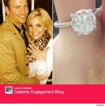 wedding photo - Jamie Lynn Spears Engagement Ring