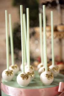 wedding photo - {Sweet And Girly} French Inspired Baby Shower // Hostess With The Mostess ®
