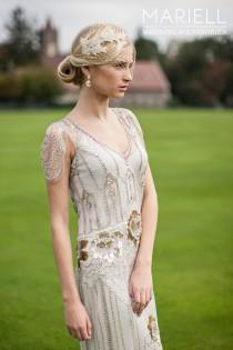 wedding photo - Bridal Accessories by Mariell + Giveaway!
