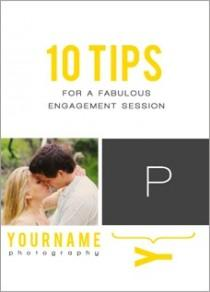 wedding photo - Template - Session Info
