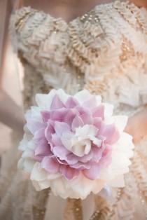 wedding photo - Composite Bouquet: Cymbidium Orchids