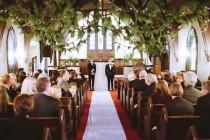 wedding photo - Ce mariage d'hiver était un Shocker totale