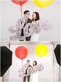 wedding photo - Mariage moderne