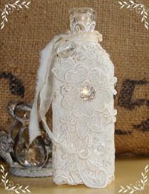 wedding photo - Свадьбы - Винтажные Цветы, Банты И Подвязки