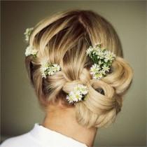 wedding photo - Hair Style de mariage