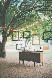 wedding photo - Mariage Backyard Mesa