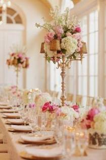 wedding photo - Tablescape