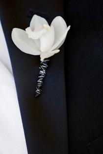 wedding photo - Love The Textured Wire  JL DESIGNS