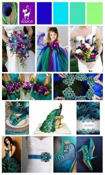 wedding photo - Wedding - Peacock