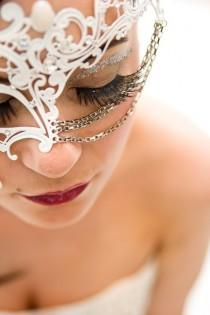 wedding photo - Маскарад..