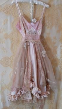 wedding photo - Симпатичное Розовое Платье
