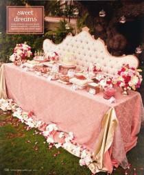 wedding photo - Inspiration de mariage victorien