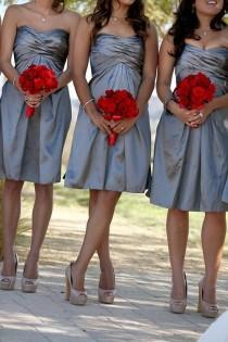 wedding photo - Belles demoiselles d'honneur