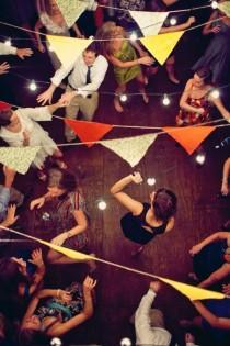 wedding photo - أعلام أضواء الرقص