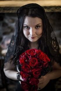 wedding photo - Свадьба - Готический