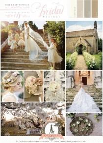 wedding photo - Romantische Hochzeit Inspiration English Country