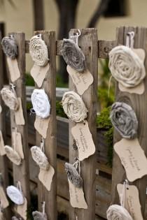 wedding photo - Mariage rustique Santa Barbara