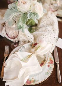 wedding photo - Винтаж Дворе Свадьбы