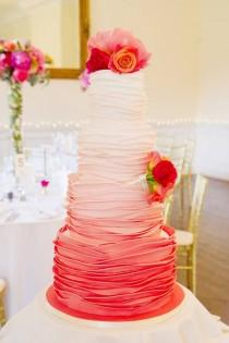 wedding photo - Hot Pink {Wedding}