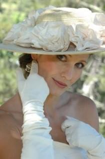 wedding photo - Die Hochzeits Hut - Amyjotatum
