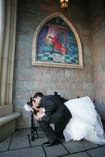 wedding photo - So Cute!!! Sleeping Beauty Recreation