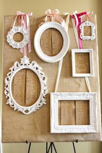 wedding photo - Plan de mariage de coin. Creative!
