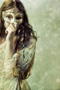 wedding photo - Masquerade