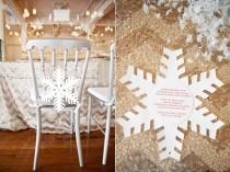 wedding photo - Holiday Wedding Ideas